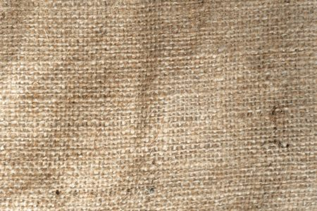 closed weave hessian material