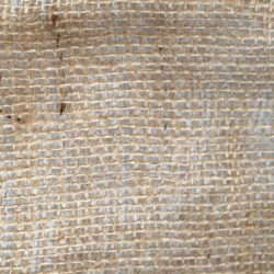 hessian open weave material